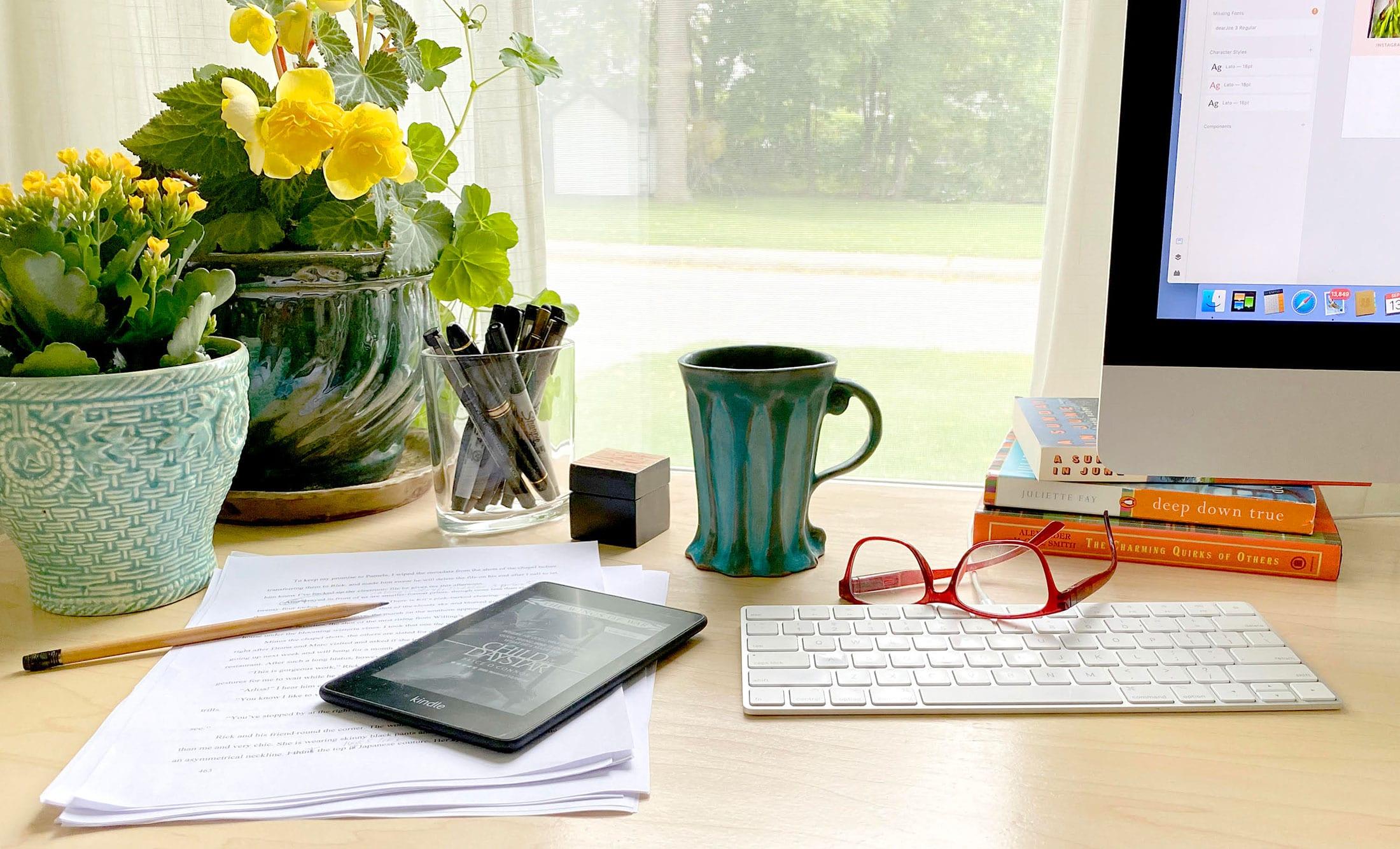 Leslie Noyes - Willing Writing Desk
